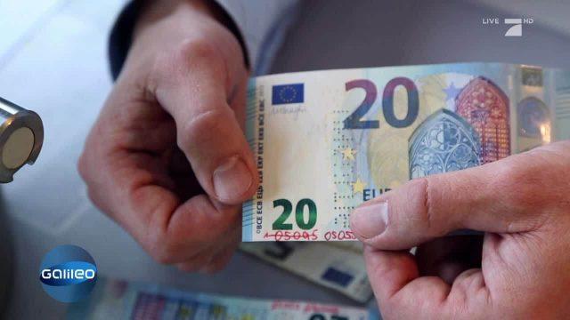 Der neue 20-Euro-Schein
