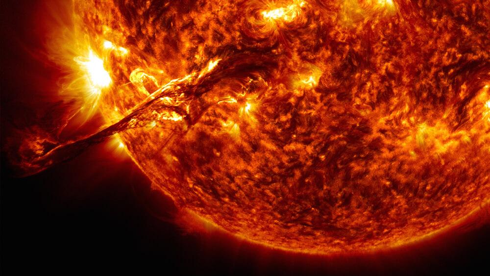 Nasa Ver Ffentlicht Atemberaubendes Ultra Hd Video Der Sonne