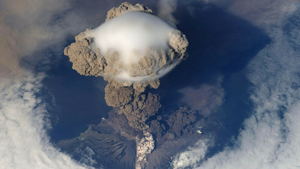 Vulkane Der Erde Karte.Die 10 Gefährlichsten Vulkane Weltweit