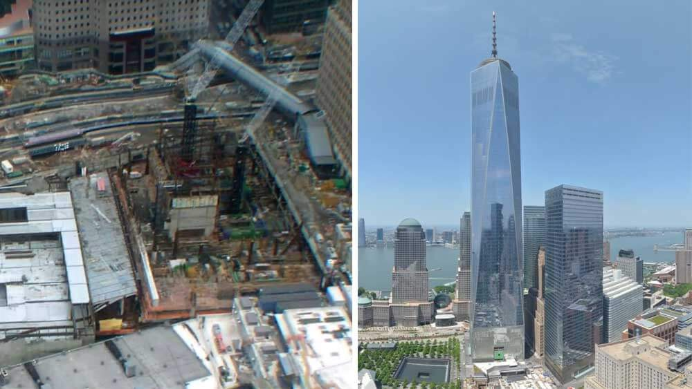 So wurde das one world trade center in 126 sekunden gebaut - Architekt one world trade center ...