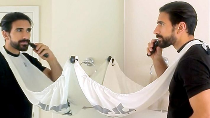 via CoolStuff.de//Beard Bib
