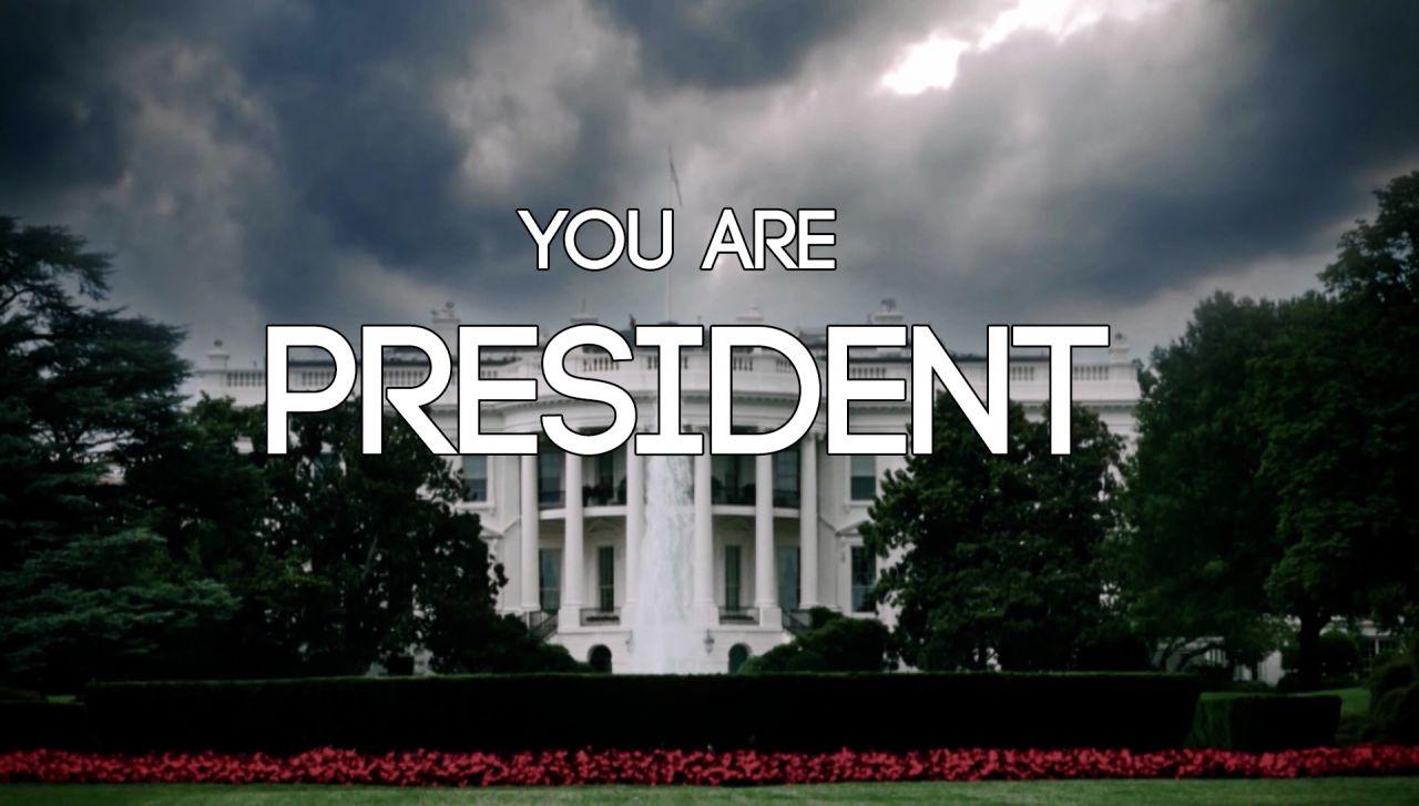 You Are President Der Interaktive Film Zum Nachspielen