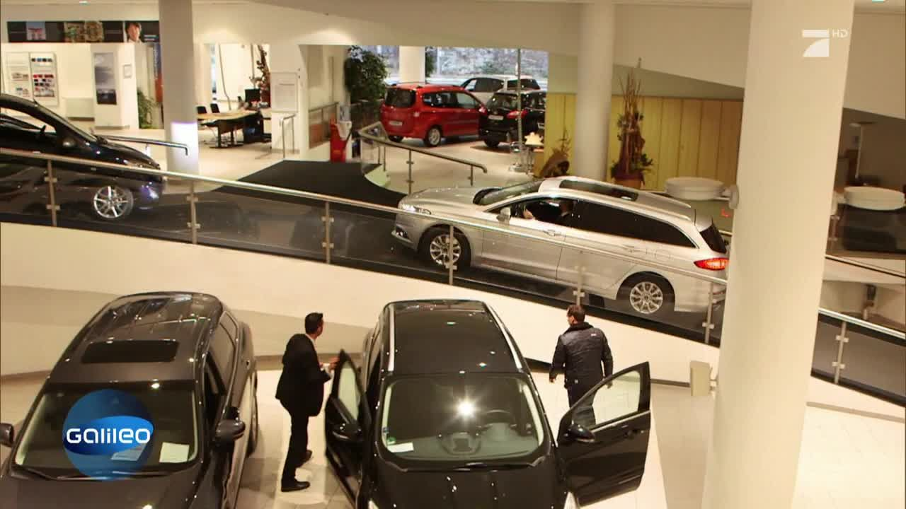 Das XXL Autohaus