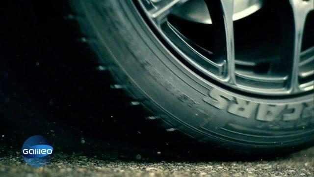 Diese Reifen drehen durch!