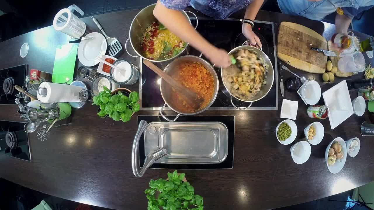 Foodtrend One Pot: Alles aus einem Topf