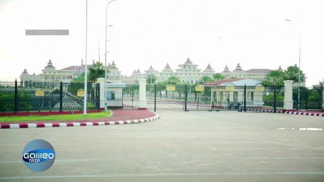 Geisterstadt Myanmar