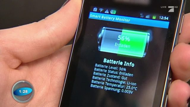 Tipps gegen den Smartphone-Kälteschock