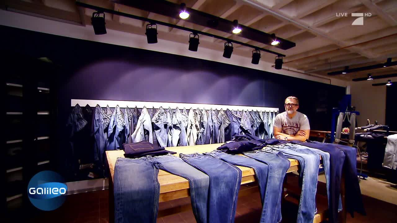 Warum sind Jeans im Destroyed-Look soviel teurer?