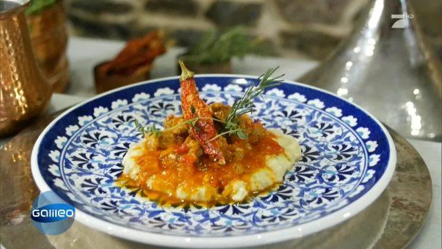 """Was steckt hinter der türkischen Speise """"Der Herrscher ist entzückt""""?"""