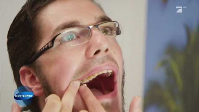 DIY-Zahnreparatur