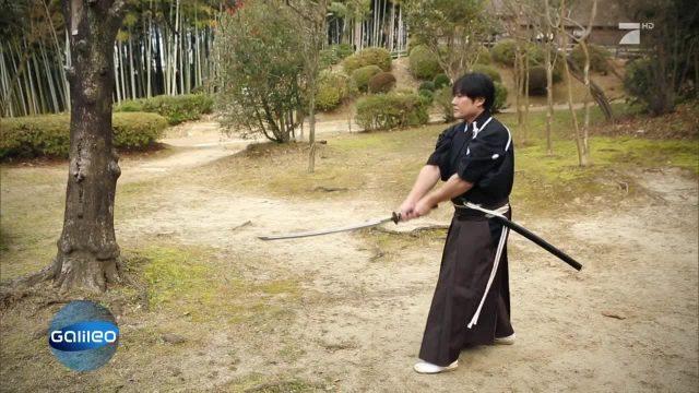 Der schnellste Samurai der Welt