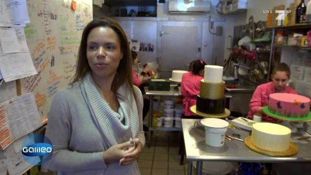 Die Luxusbäckerin von New York