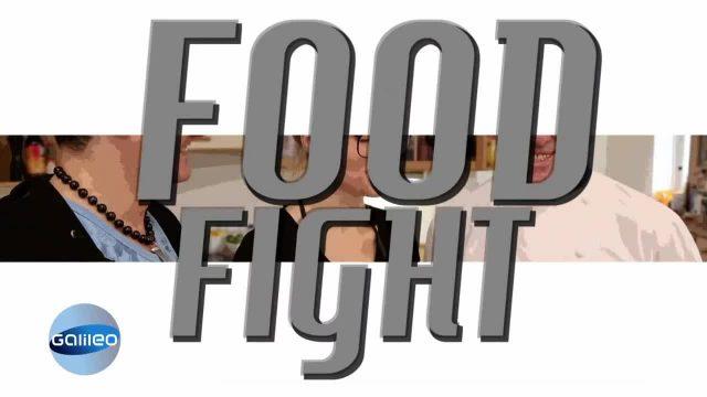 Food Fight: Tortilla vs. Baguette