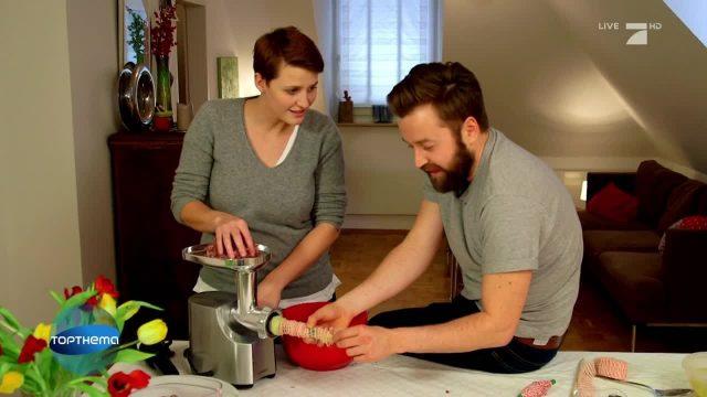 Lebensmittel mit DIY-Küchengeräten selbermachen