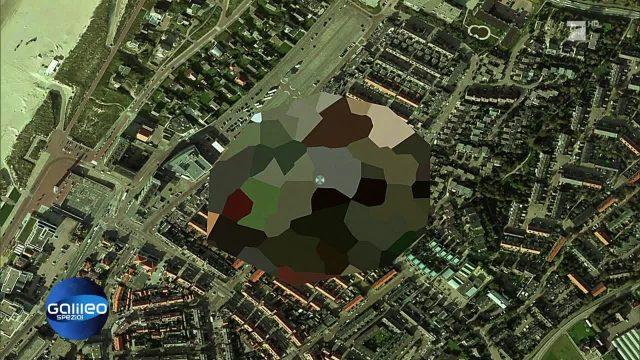 Secret Place: Pixelmosaik in Holland