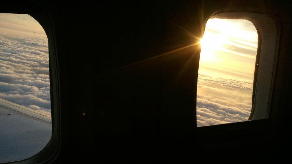 Darum Sind Flugzeugfenster Immer Oval