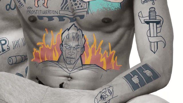 Die Geschichte des Tattoos
