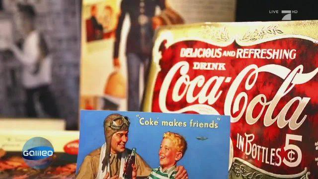 Kultgetränk Coca-Cola