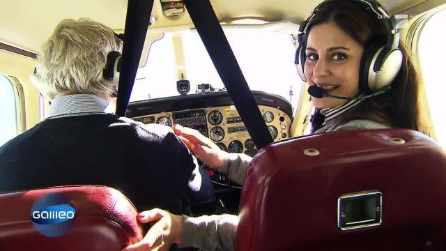 Mitflugzentrale - Unterwegs mit Hobbypiloten