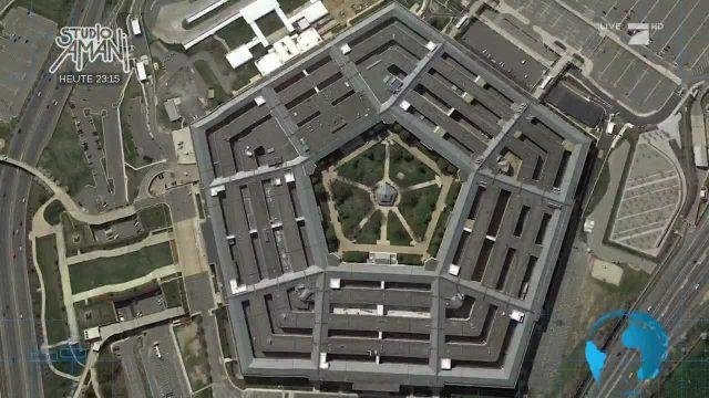 Pentagon-Duplikat in China
