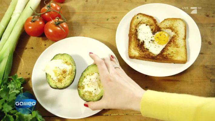 Kreationen das online wissensmagazin - Eier kochen dauer ...