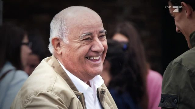 Amancio Ortega - Der Gründer des Modeimperiums Zara