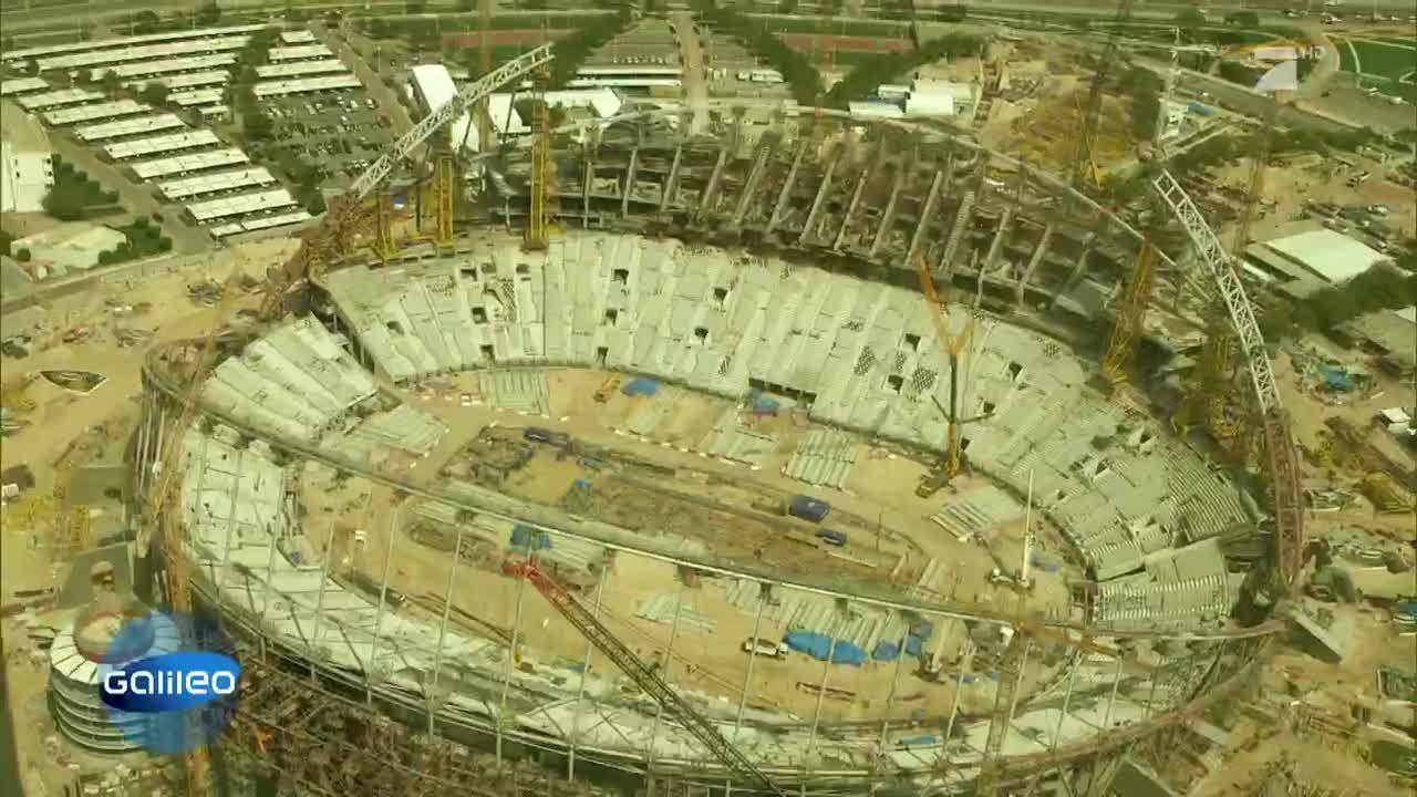 Fußball-WM 2022 - Wie laufen die Vorbereitungen in Katar?