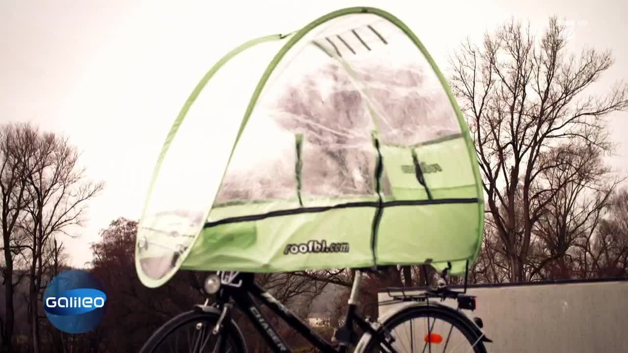 Ist ein Fahrrad-Dach sinnvoll?