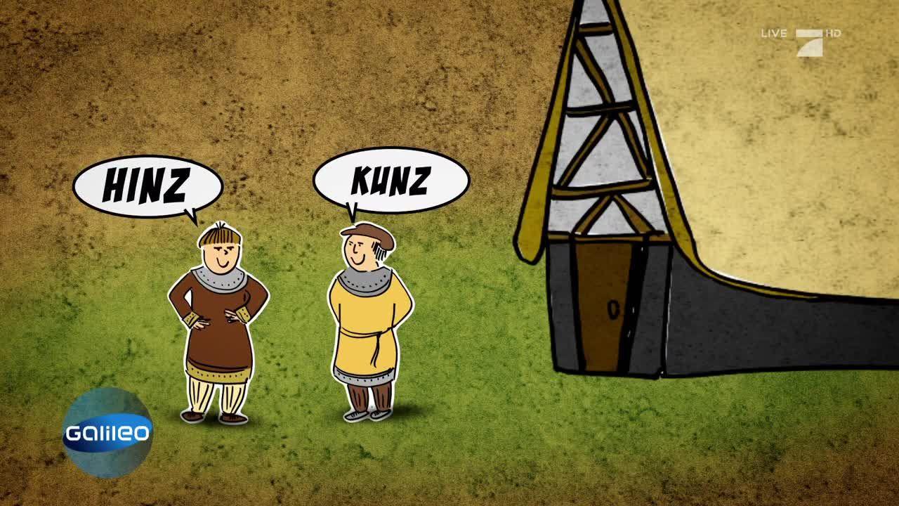 """Schlaumeier: Woher kommt der Ausdruck """"Hinz & Kunz""""?"""