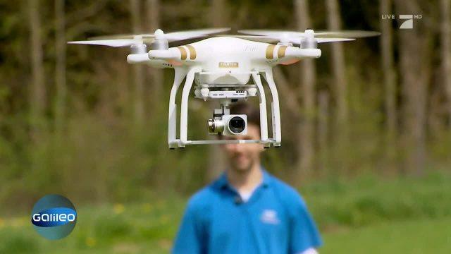 Sind Drohnen eine Gefahr für Flugzeuge?