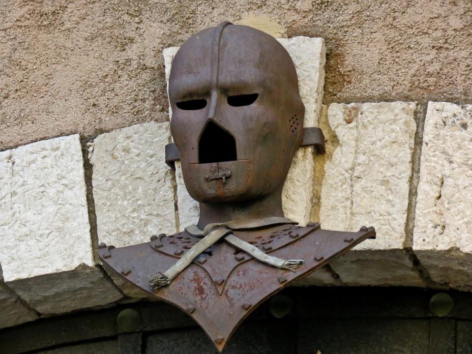 Der Mann In Der Eisernen Maske Wahre Geschichte