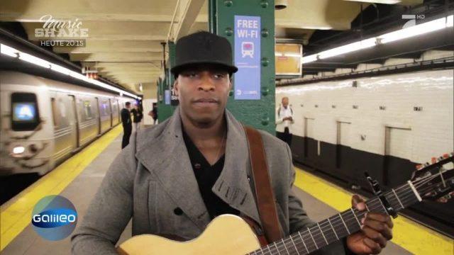 Die Künstler aus New Yorks Untergrund