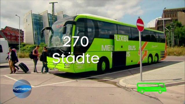 Die größten Fernbus-Anbieter im Vergleichstest