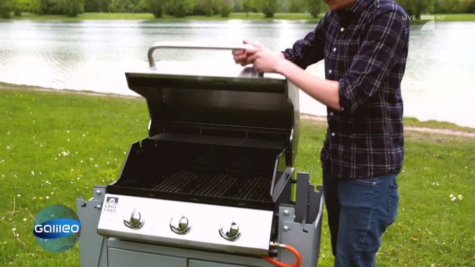 Test Gasgrill Lidl 2018 : Marke vs. discounter: gas grills im test
