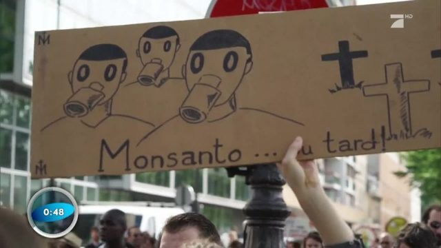 Was macht Monsanto?