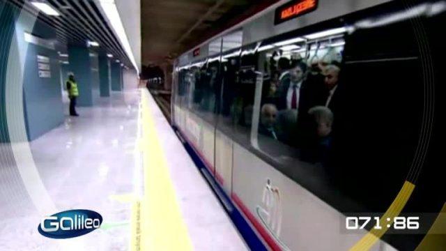 100 Sekunden: Bosporus Tunnel