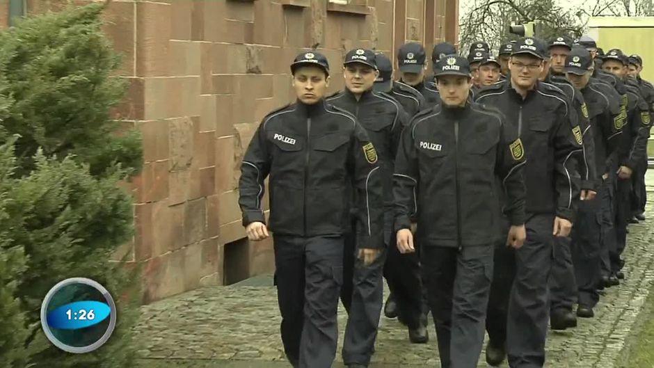 Bewaffnete Hilfspolizei soll Einbruchswelle stoppen