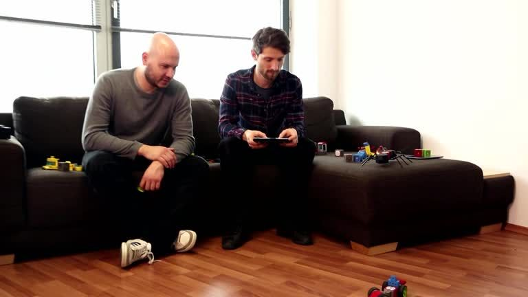 Crowdfunding-Roboter