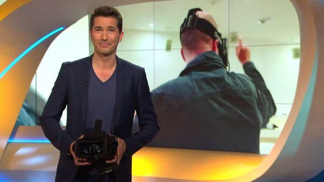 Montag: Neue Virtual-Reality Brille