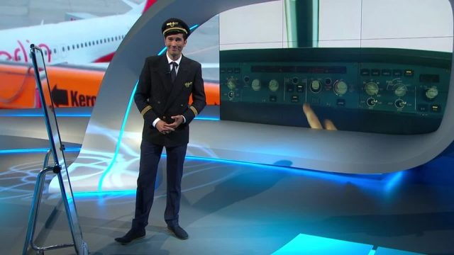 Montag: Traumjobcheck Pilot
