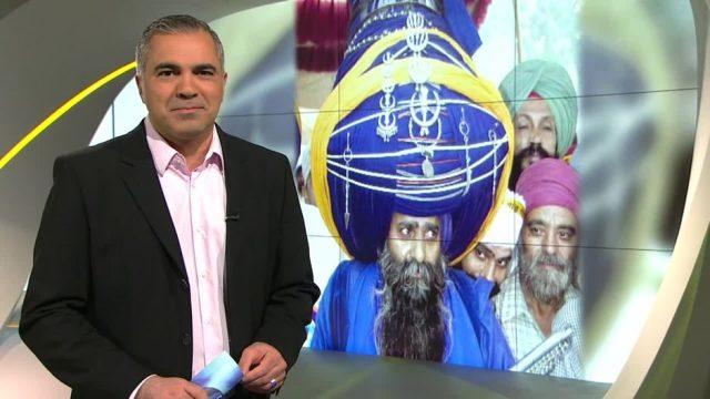 Donnerstag: Größter Turban der Welt