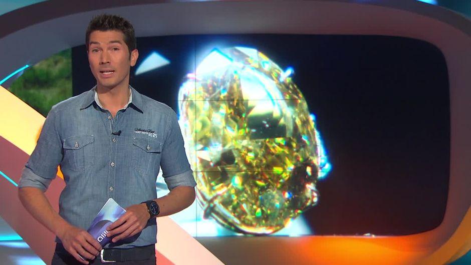 Montag: Wie viel Blut klebt an Diamanten?