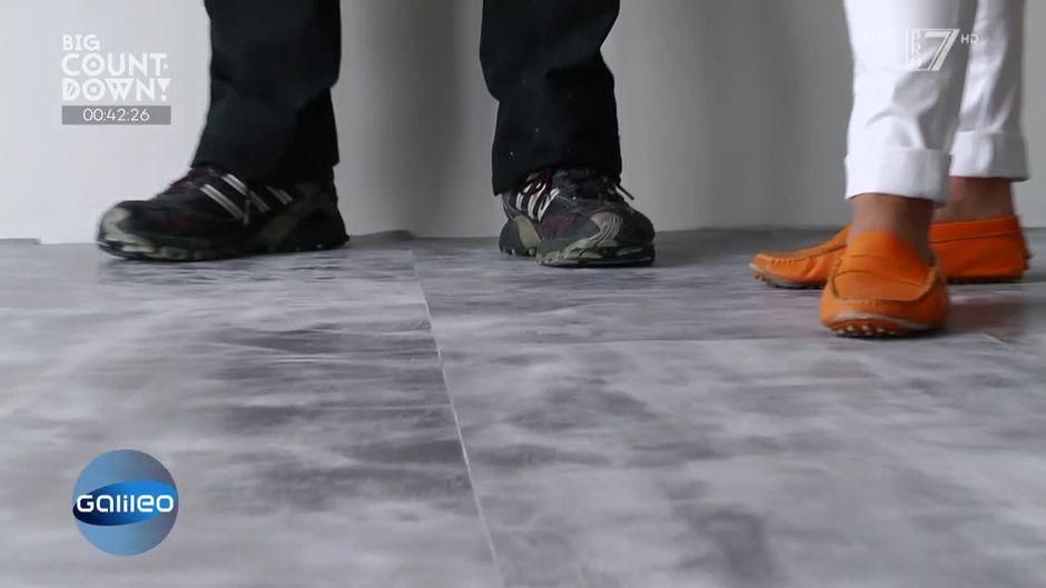 Fußboden Aus Leder ~ Lederparkett was taugt der neue fußbodentrend?