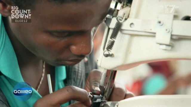 Made in China goes Afrika
