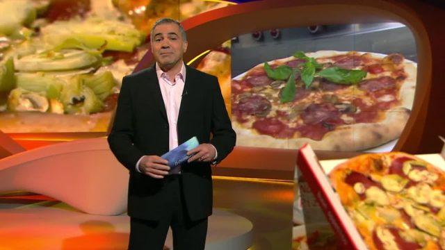Mittwoch: Kochsünden Pizza