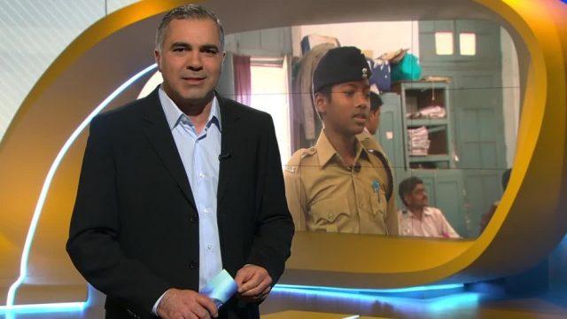 Montag: Indische Kinderpolizei
