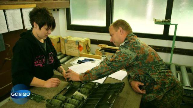 Munitionsfacharbeiter