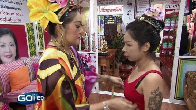 Skurrile Lebensgeschichten aus Thailand