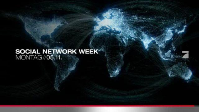 Social Network Week (Trailer)