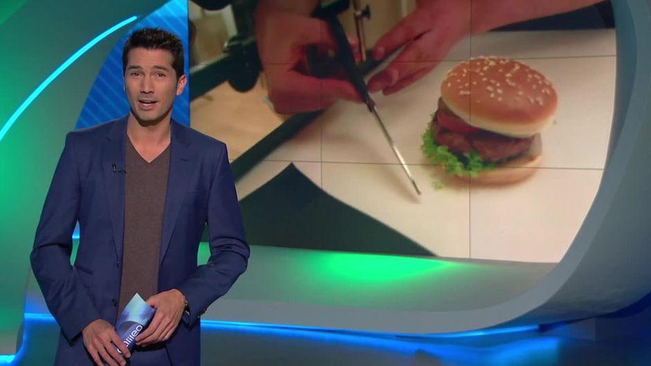 Montag: So isst Deutschland